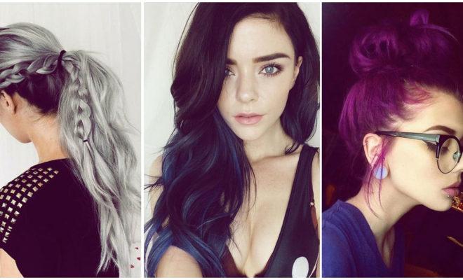 Tintes que le quedan bonitos a las chicas de cabello oscuro