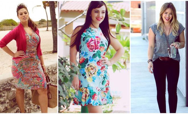Tips de moda para las chicas con cintura pequeña