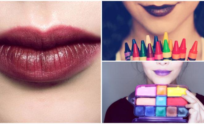 3 maneras de hacer tus propios labiales ????