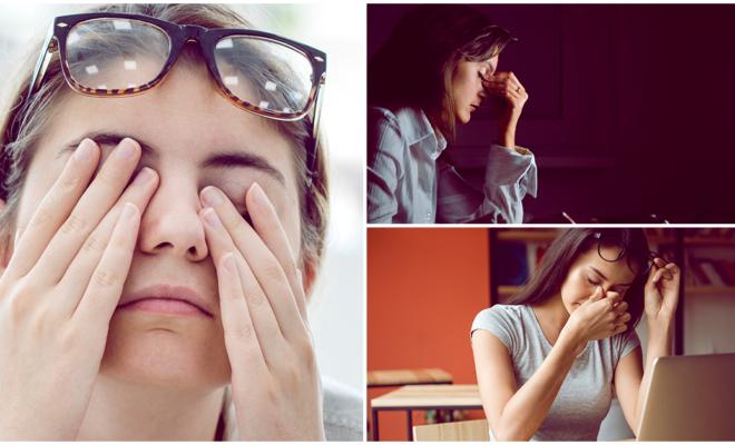 Tips para que tu vista no se canse mientras trabajas