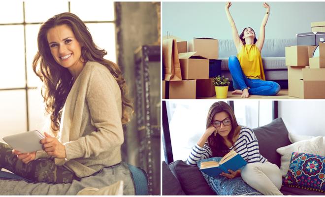 Por qué es importante vivir sola antes de vivir con una pareja