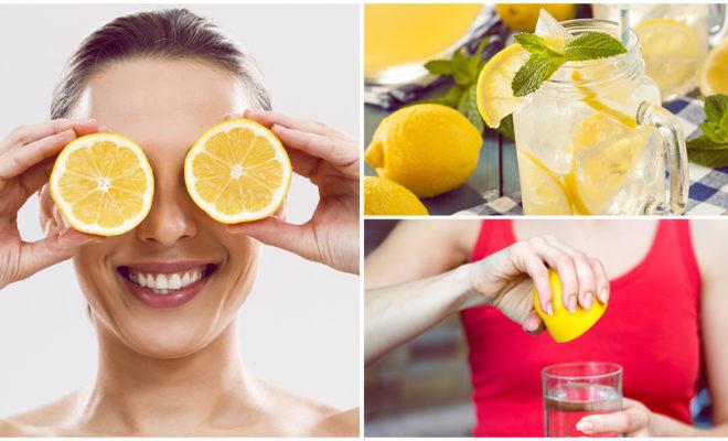 Razones para beber agua de limón por las mañanas 🍋