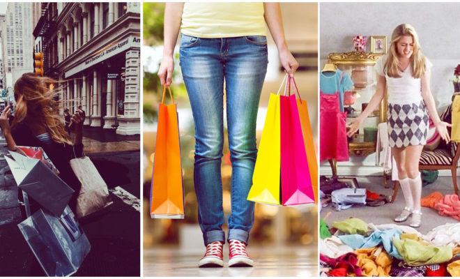 Errores que todas hemos cometido al ir de compras