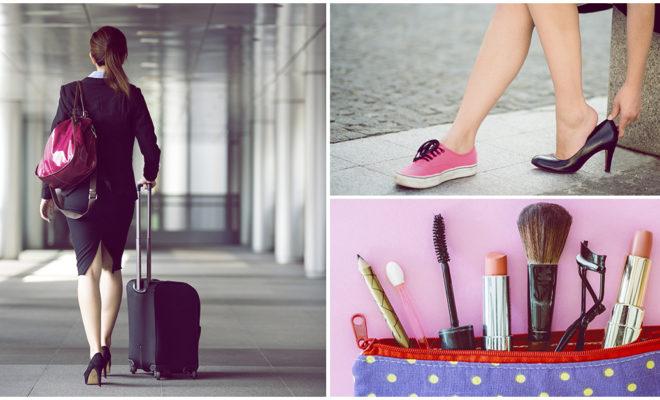 Lo que debes llevar en un viaje de trabajo