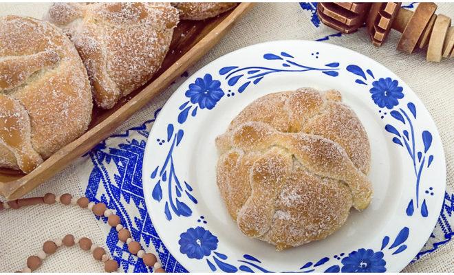 Haz tu propio pan de muerto con esta receta super fácil