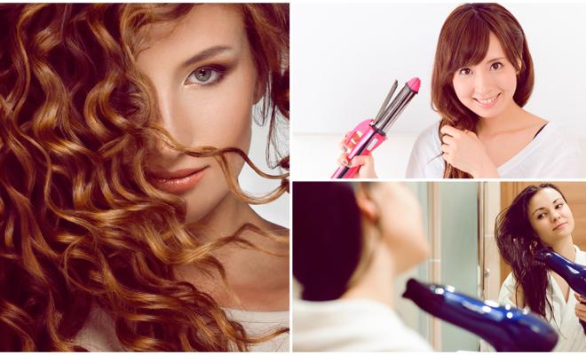 Métodos alternativos para ondular tu cabello