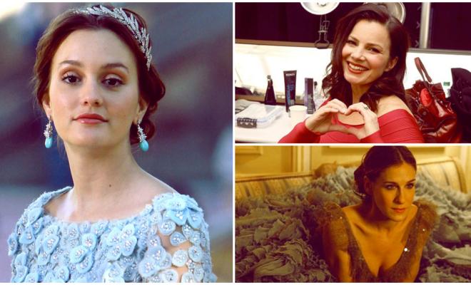 Íconos de moda en la TV, ¿cuál es tu preferida o a cuál te pareces más?