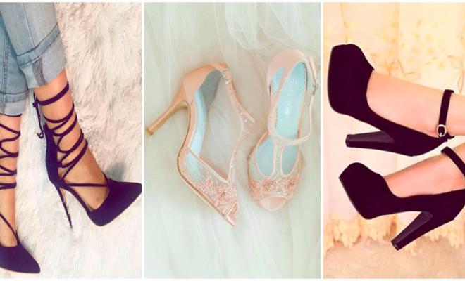 Zapatos divinos que combinan con todas tus prendas 👠💁