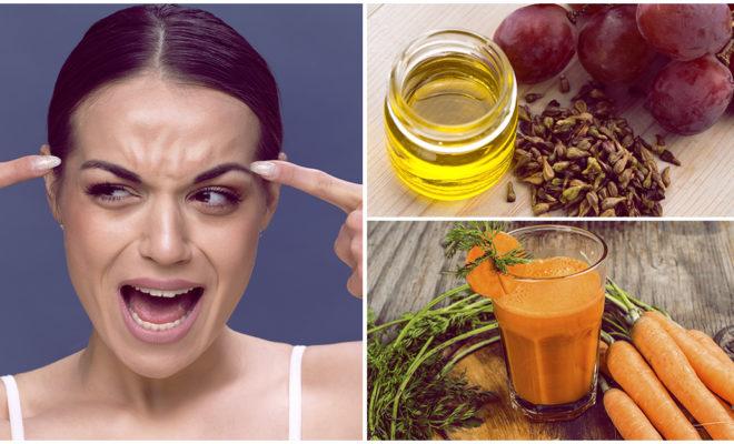 Remedios caseros para prevenir las arrugas