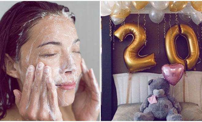Cuidados del rostro que debes tener sí o sí antes de cumplir 20