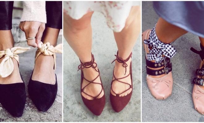 Ballet flats, los zapatos en tendencia que ¡amarás!