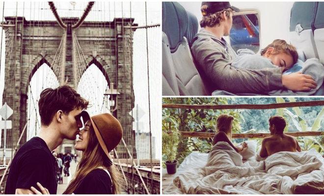 10 cosas que aprenderás cuando hagas el primer viaje con el chico que amas ❤️