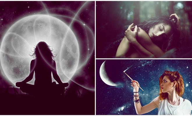 Aprovecha la influencia de la Luna para lucir más guapa con estos rituales