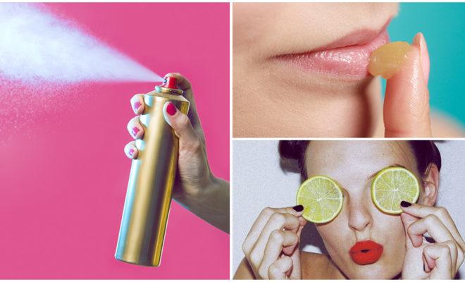 Sustancias que nunca debes aplicar en tu piel