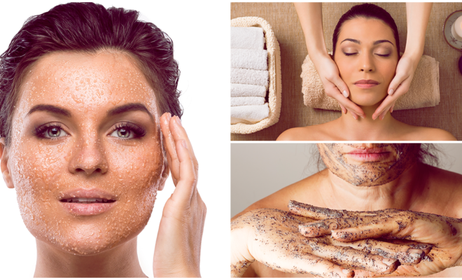 Tipos de exfoliaciones que puedes hacer para tener la piel más suave