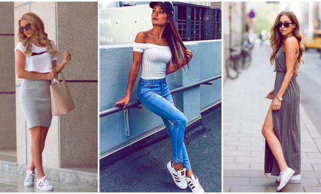 Mitos que debes ignorar si quieres usar tenis blancos en tus outfits