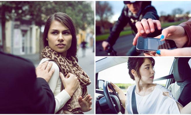 Tips de seguridad que todas las mujeres debemos seguir