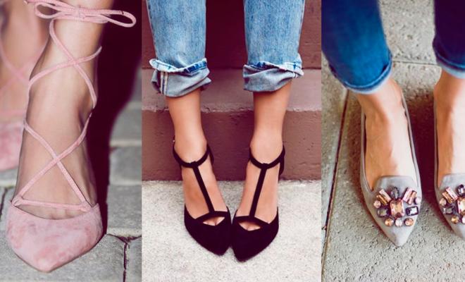 Flats que deberías tener para lucir a la moda este otoño