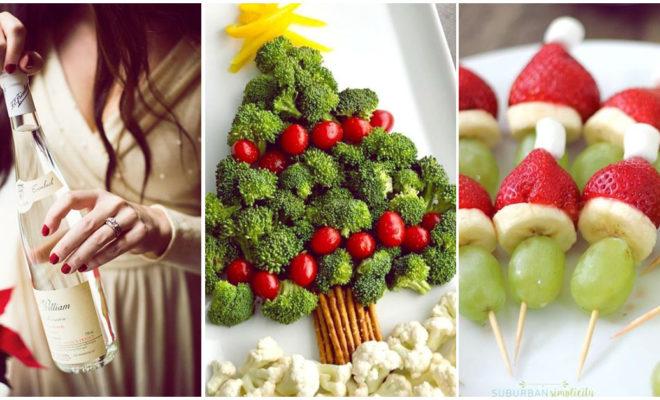 Platillos saludables y ricos para las invitadas a la cena de Navidad que siempre están a dieta