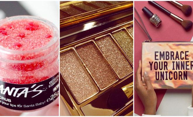 Ideas de regalos para quienes aman el maquillaje y la belleza