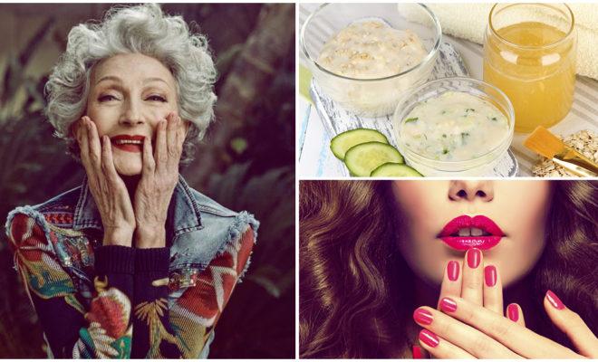 Consejos de belleza de la abuelita que todas deberíamos seguir