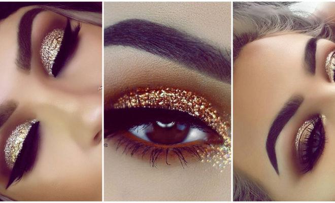 Maquillaje para lucir bella en Año Nuevo