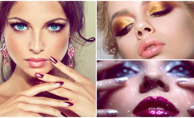 Guía para maquillarte con glitter sin mancharte