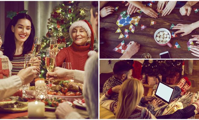Ideas de actividades familiares para hacer esta Navidad