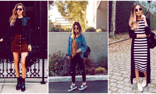5 outfits sencillos para el inicio de clases