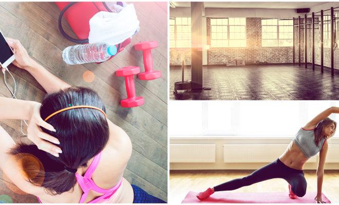 No necesitas un gimnasio para hacer ejercicio