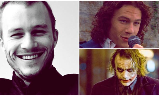 6 razones por las que Heath Ledger siempre estará en nuestros corazones