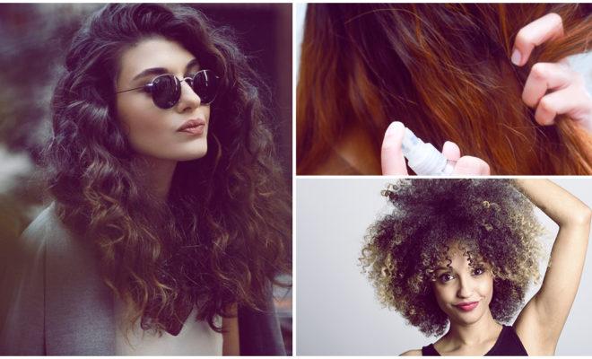 Trucos que debes saber si eres una chica con cabello rizado