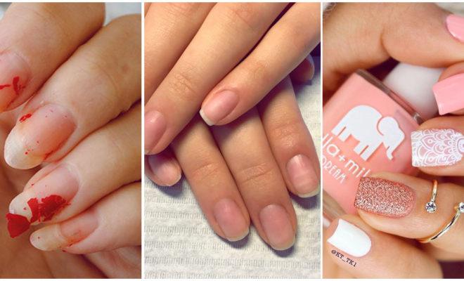 Cómo fortalecer tus uñas después del gelish