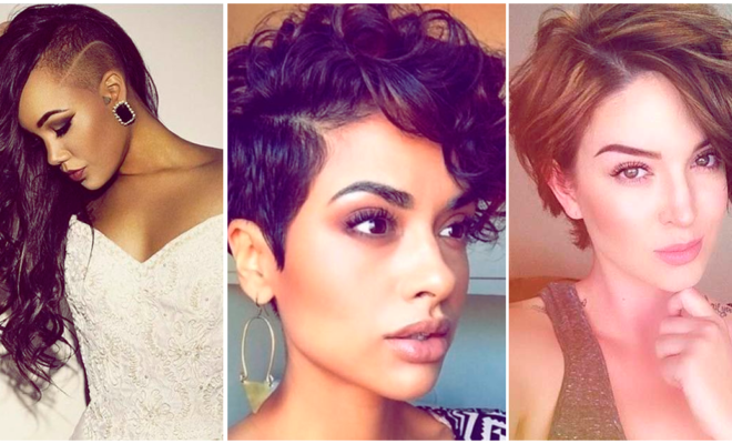 Cortes de cabello radicales para chicas muy sexys