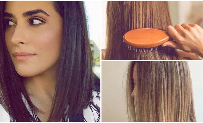 Luce un cabello lacio perfecto con estos remedios para evitar el frizz