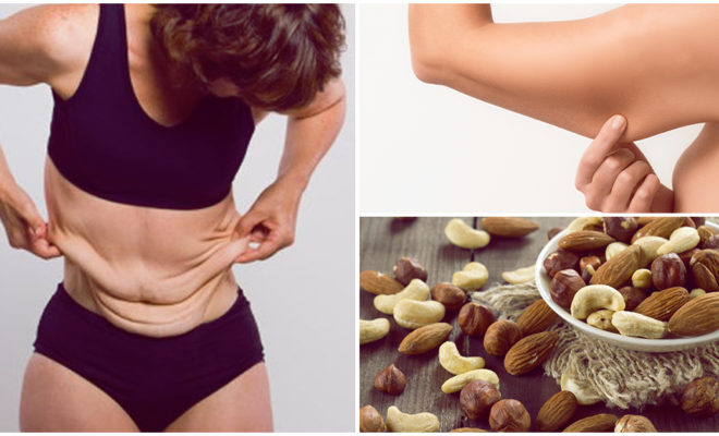 Alimentos que te ayudarán a combatir la flacidez