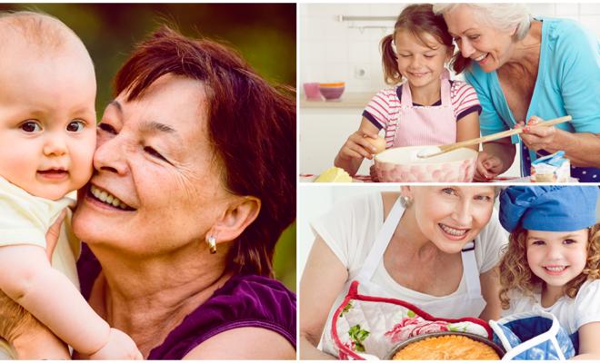 Convertirte en abuela te dará una segunda experiencia materna, ¡disfrútala!