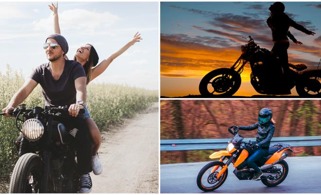 Viajar en moto al menos una vez en la vida te hace ver el mundo de un modo distinto