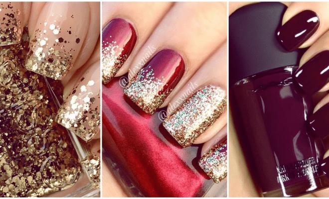 Colores de uñas hermosos para esta época de otoño e invierno