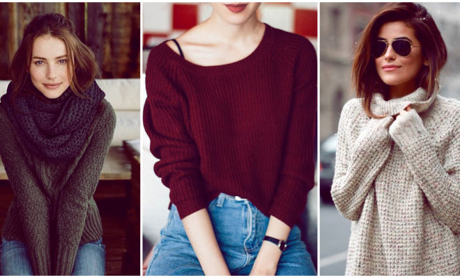 El mejor suéter para cada tipo de cuerpo