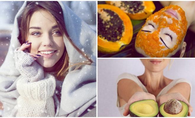 Mascarillas para proteger tu piel de los estragos del frío