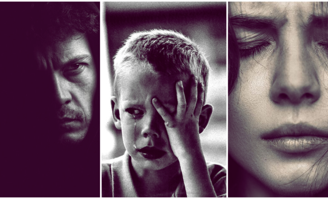 Si tu hijo presenció violencia doméstica, debes leer esto