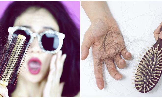 Cosas que de seguro no sabes sobre la caída del cabello