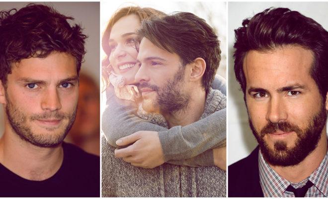 Cómo son los hombres de acuerdo a la forma de su barba