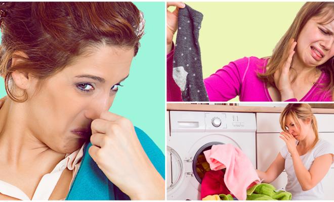 DIY para quitar el olor a sudor de tus prendas favoritas
