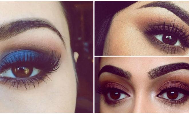 7 colores de sombras para las chicas de ojos marrones