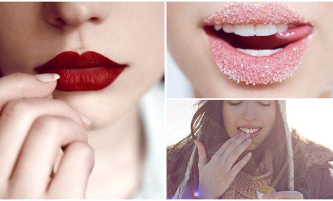 Cuida tus labios en esta fría temporada