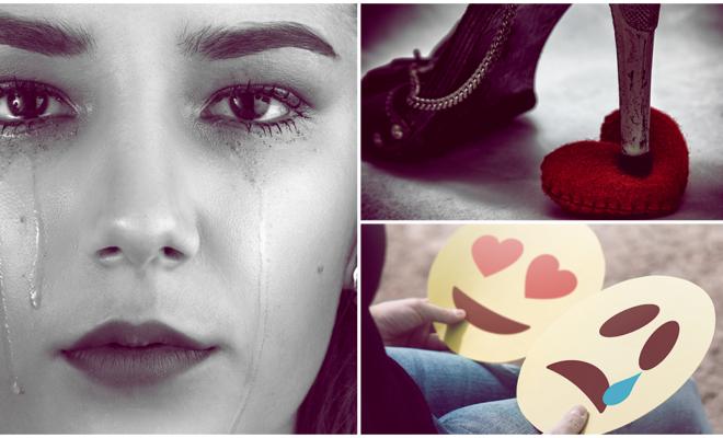 Esto es para ti, el cobarde que me rompió el corazón 🙅💔