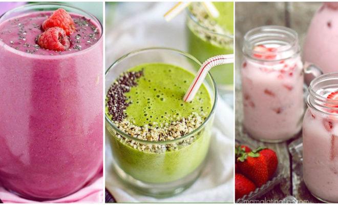 Cuida tu línea con estas deliciosas bebidas con proteína que no engordan