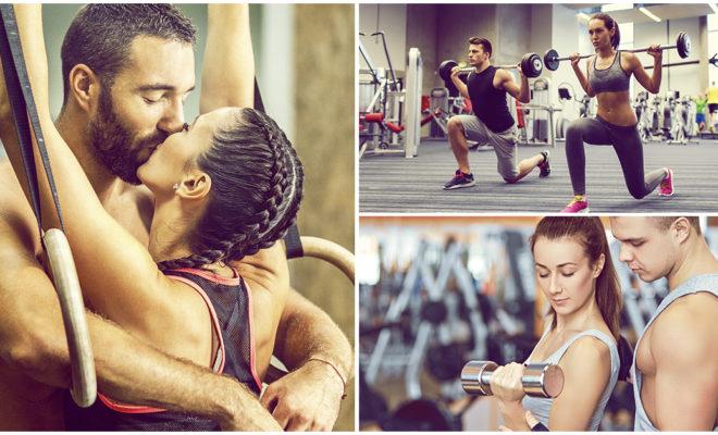 Estos son los beneficios de ir al gym con tu pareja